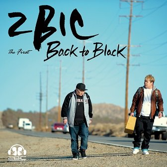 2BiC Back To Black Album Cover