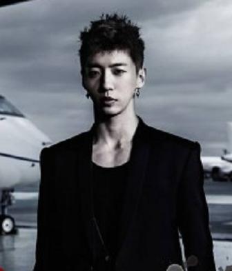 Bang Yongguk Single Cover