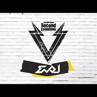 EvoL 2nd mini-Album Cover
