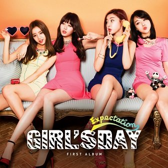 Girl's Day 1st Album Cover