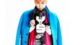 Heo Young Saeng 3rd mini-Album Cover