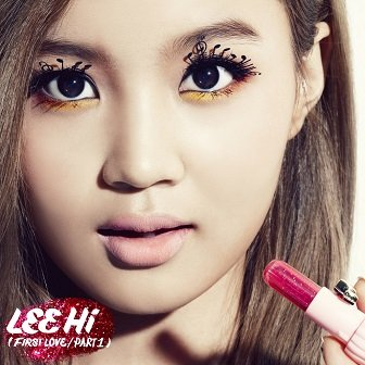 Lee Hi First Love Part 1 Cover
