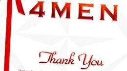 4Men Thank You