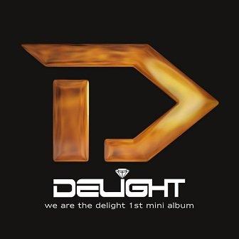 Delight 1st mini-Album Cover