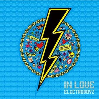 Electroboyz In Love EP Cover