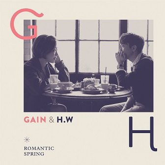 Gain & Hyungwoo Romantic Spring Cover