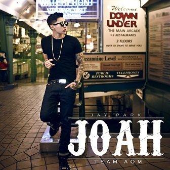 Jay Park Joah Single Cover