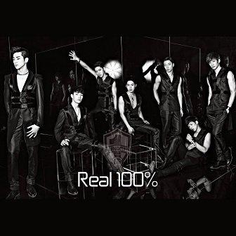 100% 1st mini-Album Cover