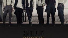 2PM 3rd Album Cover
