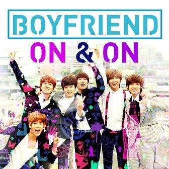 Boyfriend Single Cover