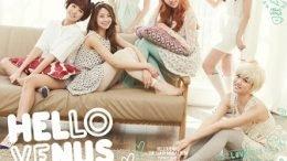 Hello Venus 3rd mini-Album Cover