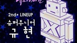 Kyuhyun 2nd Lineup