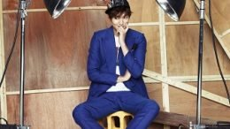 Lee Minho 1st mini-Album Cover
