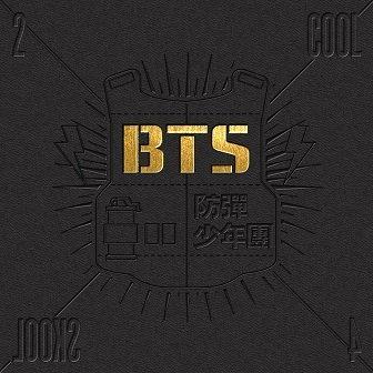 BTS 2 Cool 4 Skool Cover