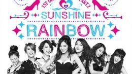 Rainbow 1st Album Part 2 Cover