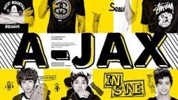 A-Jax 2nd mini-Album Cover