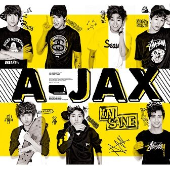A-Jax 2nd mini-Album Cover