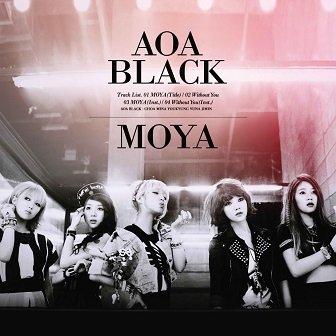 AOA Black Digital Single Cover
