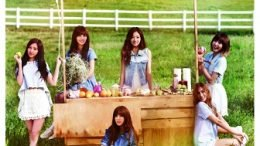 A Pink 3rd mini-Album Cover