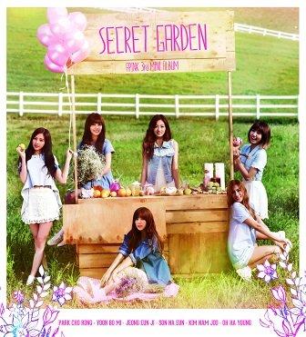 A Pink 3rd mini-Album Cover