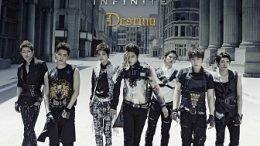 Infinite Single Album Cover
