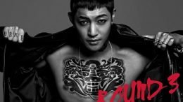 Kim Hyun Joong 3rd mini-Album Cover