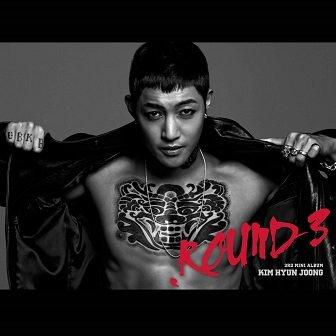 Kim Hyun Joong 3rd mini-Album Cover