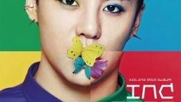 XIA Junsu 2nd Album Cover