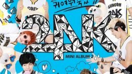 24k 2nd mini-Album Cover