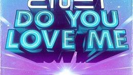 2NE1 Single Cover