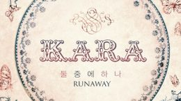 KARA Runaway cover