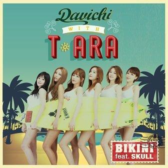 T-Ara & Davichi Single Cover