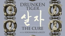 Drunken Tiger EP Cover