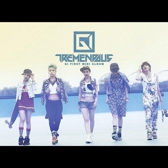GI 1st mini-Album Cover