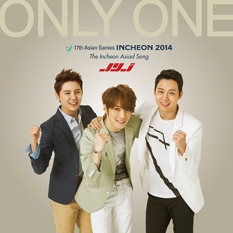 JYJ 17th Asian Games OST Cover