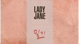 Lady Jane EP Cover