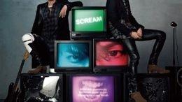 TVXQ Scream Japanese Single