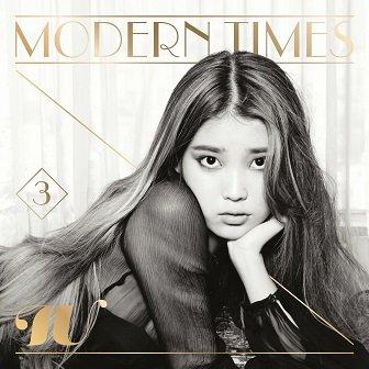 IU Modern Times 3rd Album