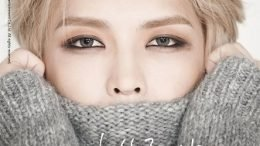 Kim Jaejoong 1st Solo Album Cover