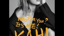 Kahi 2nd mini-Album Cover