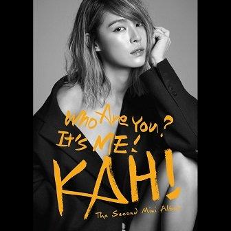 Kahi 2nd mini-Album Cover