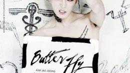 Kim Jaejoong 1st Album Cover