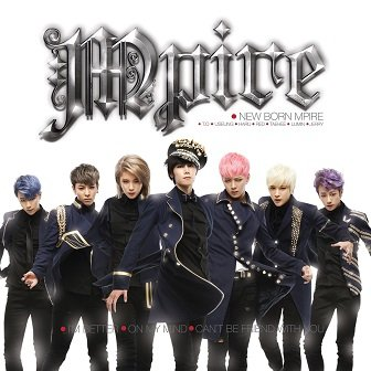 M.Pire Single Album Cover