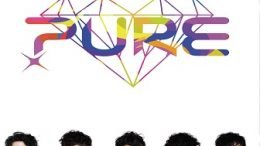 PURE 2nd mini-Album Cover