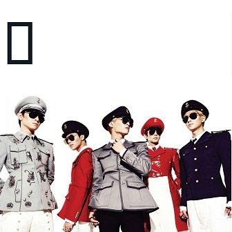 SHINee 5th mini-Album Cover