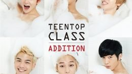 Teen Top Class Addition Cover