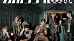 U-KISS 8th mini-Album Cover