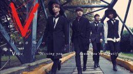100% V 1st mini-Album Cover