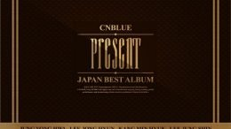 CNBlue Japan Best Album Cover
