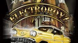 Electroboyz 1st Album Cover